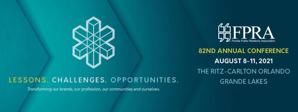 2021 FPRA Conference banner
