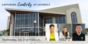 FPRA July meeting creativity at catapult